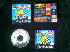 JEU Sony PLAYSTATION PS1 PS2 : MONSTER RACER (Microïds COMPLET envoi suivi)