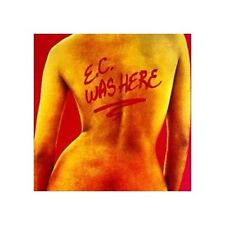 Eric clapton: E. C. was here