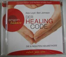 Der Healing Code - Hörbuch auf 2 CD's von Alex Loyd und Ben Johnson