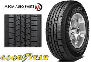 1 Goodyear Wrangler SR-A P255/70R16 109S OWL Highway All-Season Traction Tire