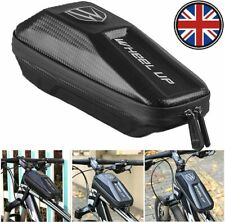 Waterproof EVA Bike Top Tube Bags Bicycle Cycling Front Frame Phone Holder Case
