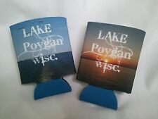Lake Poygan Can and Beverage Cooler (Winneconne, Tustin, Wolf River)