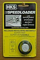 HKS Revolver Speedloader 357 MAG. S&W 686 MAGNUM PLUS 7 SHOT 587-A FREE SHIPPING