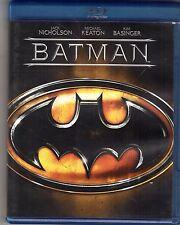 Blu-ray DISC JACK NICHOLSON MICHAEL KEATON KIM BASINGER BATMAN