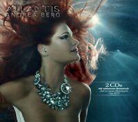 ANDREA BERG - ATLANTIS 2 CD NEW