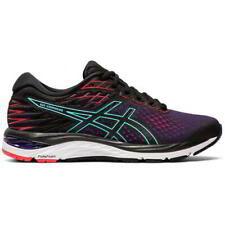 Asics Gel Cumulus 21 Zapatos de entrenamiento para Mujer y Damas Púrpura Talla 5-8.5