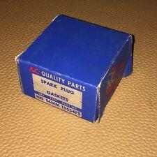 AC 14mm Spark Plug Gaskets 75 Pieces NOS