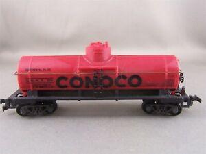 Life Like - Conoco - 36' Single Dome Tank Car # 275