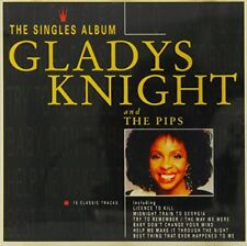 Gladys Knight and the Pips / The Singles Album (Best of / Greatest Hits)*NEW* CD