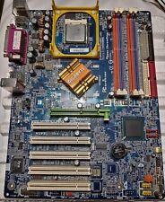 micro ATX motherboard DFI NS35-SL Socket 478 SiS650  NS35-SL
