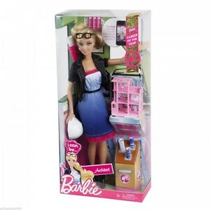 Barbie  I Can Be An Architect Doll New & Sealed Mattel 25V6928