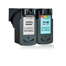2 Ink Cartridges For Canon PG540XL CL541XL MX375 MX435 MG4250 MG3600 MG3650