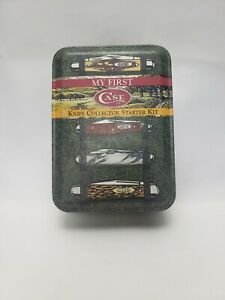 Case XX Knives Collectors Tin Box Only W.R. Case & Sons Cutlery Co.