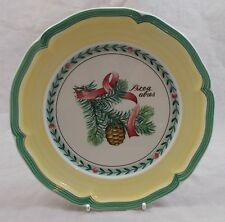 Villeroy & and Boch FRENCH GARDEN CHRISTMAS - salad / dessert plate 20.5cm
