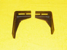 1965 1966 Mustang Fastback Conv GT Shelby ORIG L+R DUAL EXHAUST HANGER BRACKETS