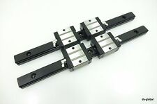 Nsk Used Ls20cl300l Linear Actuator Bearing Router Thk 2rail 4block Sr20v Las20