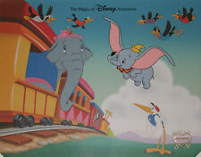 "Disneyworld MGM Studios Hand Painted Limited Edition of ""Dumbo"""
