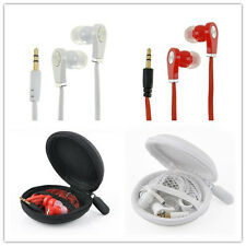 In-Ear 3.5mm Earphone Earbud Headphone with box Case for MP3 MP4 Cellphone