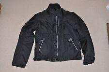 Motor bike jacket Ladies Scott Leather 3M medium (small size 10) Jacket