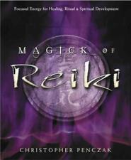 MAGICK OF REIKI - PENCZAK, CHRISTOPHER - NEW PAPERBACK BOOK