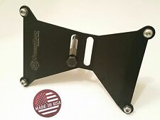 StreetRays Dual Position Front License Plate Holder WRX & STi 08-14 / LGT 05-09