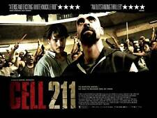 CELL 211 Movie POSTER 27x40 UK Carlos Bardem Luis Tosar Antonio Resines Marta