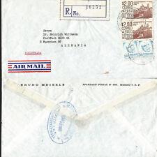 J) 1971 Mexico, Guerrero Arqueology, Veracruz Arqueology, Multiple Stamps, Airma