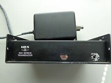 MKS Baratron 500 Series Transducer 501AA-00001  I/P 30VDC O/P 0-10VDC