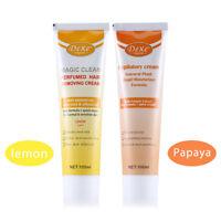 Natural Organic Painless Hair Removal Depilatory Cream Body Leg Hair Removal SD