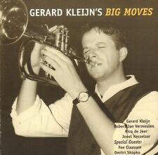 GERARD KLEIJN'S BIG MOVES (1997 DUTCH JAZZ CD)