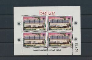 LO39976 Belize 1983 commonwealth day good sheet MNH