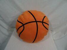 "Basketball Pillow Plush 16"""