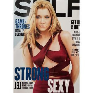 Self Magazine: Game of Thrones - Natalie Dormer (April 2015) F6935