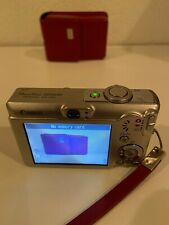 Canon PowerShot SD600 Digital ELPH Camera with Case and Charger