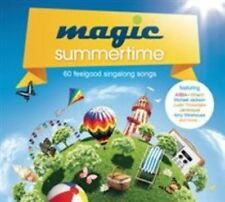 Magic Summertime 0888837469524 by Various Artists CD