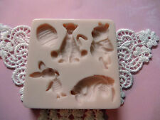 Winnie The Pooh & Friends silicone mold fondant cake decorating APPROVED FOOD