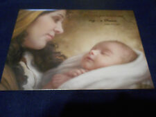 LOT OF 6 '' A SON IS GIVEN'' CHRISTMAS CARDS