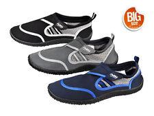 Men's Big Size Air Balance Aqua Water Shoes Slip Resistant  Beach Pool Skin Shoe