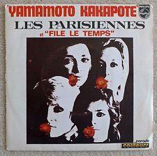 Les Parisiennes 45 Tours Yamamoto Kakapote Philips 6118004