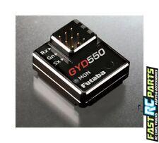 Futaba Yokomo YR4 GYD550 Drift RC Car Counter Steer Gyro System FUT01102335-3