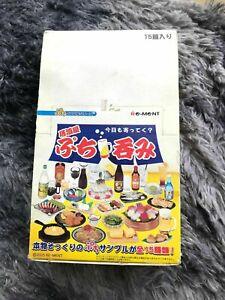 2006 Rement Re-ment Miniature Izakaya Japan Food Full Set