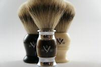 Shaving Kit - Silvertip Badger Hair Shaving Brush & Double Edge Razor