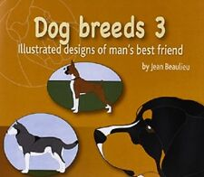 Stained Glass Pattern Book - Dog Breeds 3