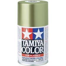 Tamiya TS-84 METALLIC GOLD Spray Paint Can  3.35 oz. (100ml) 85084
