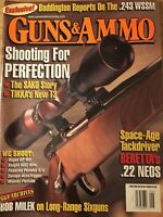 Guns & Ammo June 2003, Long Range Six Guns, Berettas .22 Neos