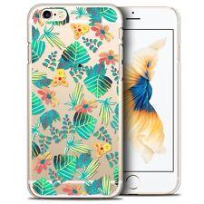 Coque Crystal Pour iPhone 6/6s (4.7) Extra Fine Rigide Spring Tropical