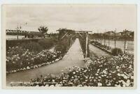 Melcombe Regis Gardens Weymouth, Dorset Dearden & Wade 565 RP Postcard, C008