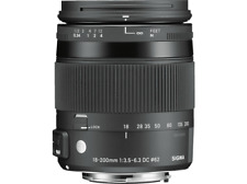Objetivo - Sigma 18-200 mm f/3.5-6.3 NA DC OS Macro HSM CONTEMPORANY, Para Nikon