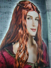 HALLOWEEN WIG Medieval Princess Lady Daughter Adult Onesize Costume Accessory