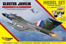 Gloster Javelin FAW MK.9 (RAF MARCATURE) + Vallejo Paints 1/72 Mirage Set Regalo